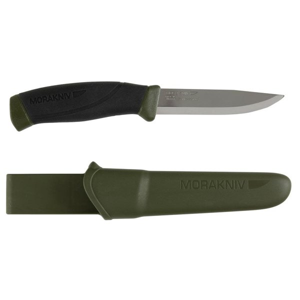 Morakniv Morakniv®  Companion Adventure MG (Military Green) O/S