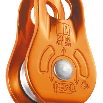 Petzl FIXE pulley Orange