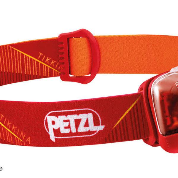Petzl TIKKINA HEADLAMP RED 250L