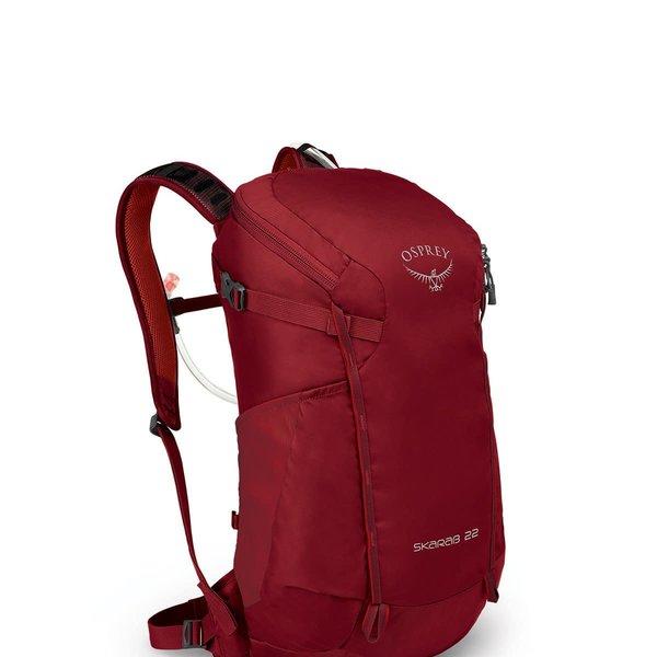 OSPREY Skarab 22 w/Res Mystic Red O/S