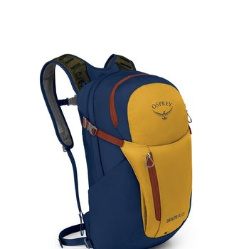 OSPREY Daylite Plus Honeybee Yellow/Deep Sea Blue O/S