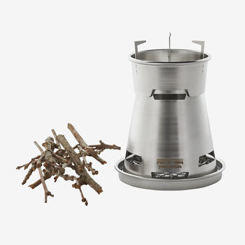 Patagonia Wood Burning Stove