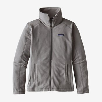 Patagonia W's Micro D Jkt Feather Grey