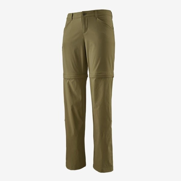 Patagonia W's Quandary Convertible Pants - Reg FTGN