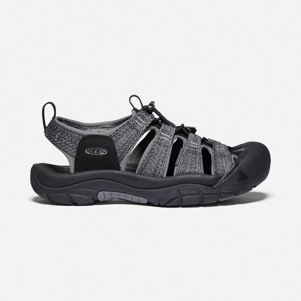 KEEN Newport H2 M Black/Steel Grey
