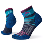 Smartwool Women PhD Outdoor Light Pattern Mini DEEP NAVY M