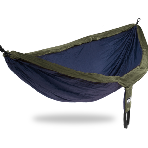 ENO (Eagles Nest Outfitters) DoubleNest - Navy / Olive