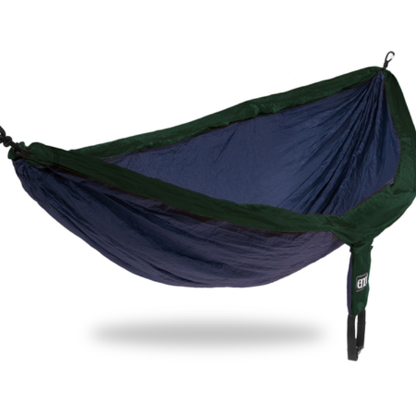ENO (Eagles Nest Outfitters) DoubleNest - Navy / Forest