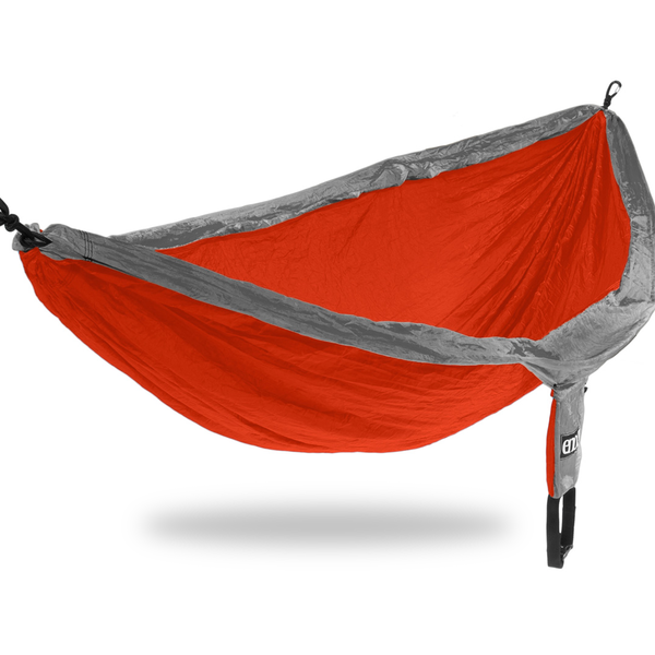 ENO (Eagles Nest Outfitters) DoubleNest - Orange / Grey