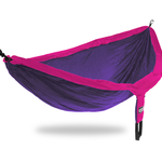 ENO (Eagles Nest Outfitters) DoubleNest - Purple/ Fushsia