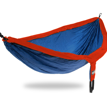 Eagles Nest Outfitters (ENO) DoubleNest Hammock   Sapphire/Orange