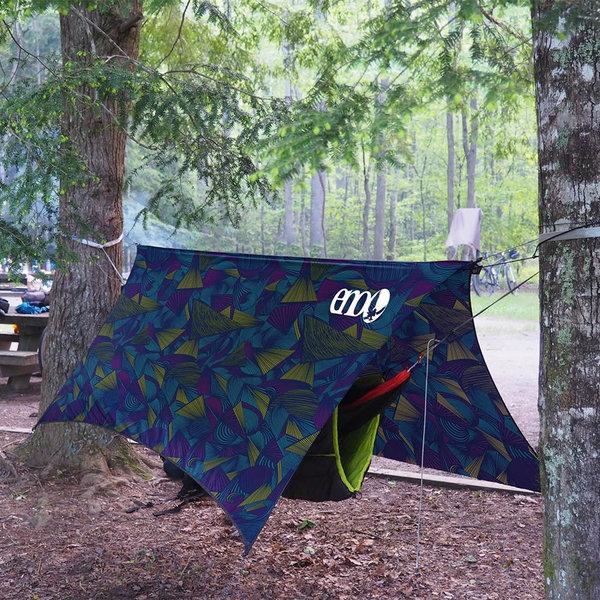 ENO (Eagles Nest Outfitters) ProFly Rain Tarp  Tribal/Retro O/S