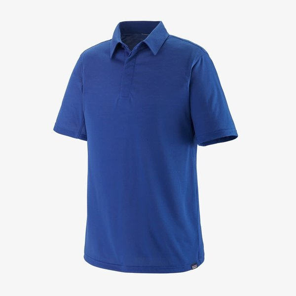 Patagonia M's Cap Cool Trail Polo SPRB