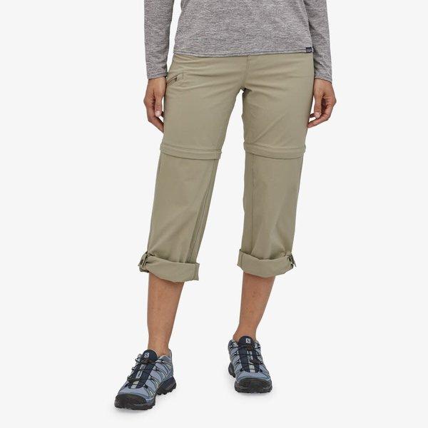 Patagonia W's Quandary Convertible Pants - Reg FGE