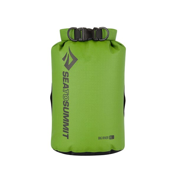 Sea to Summit Big River Dry Bag - 8 Liter (Green)