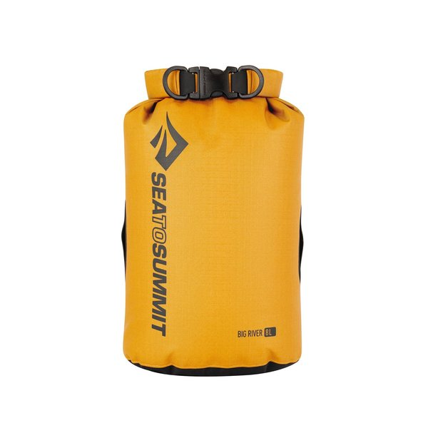 Sea to Summit Big River Dry Bag - 8 Liter (Yellow)