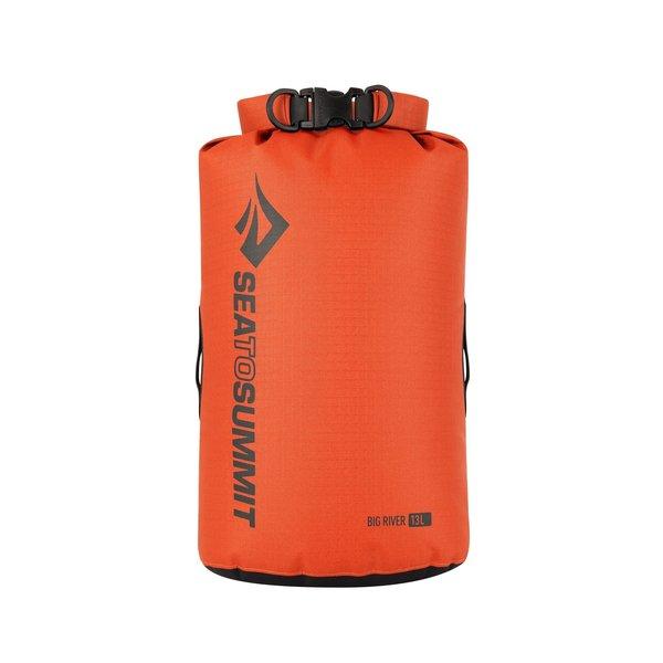 Sea to Summit Big River Dry Bag - 13 Liter (orange)