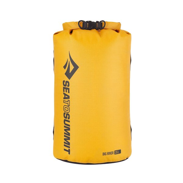 Sea to Summit Big River Dry Bag 35 Yellow