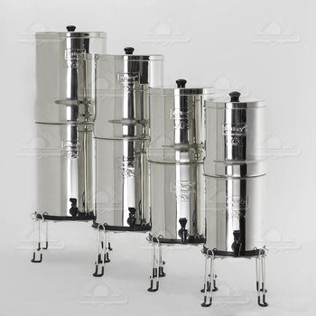 BERKEY PURIFICATION SYSTEMS Berkey Base Small (Travel)