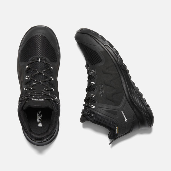 KEEN WMN EXPLORE MID WP BLACK/STAR WHITE