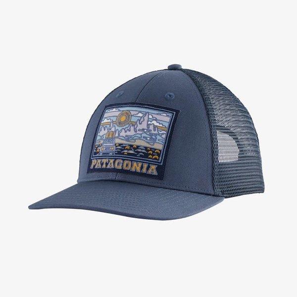 Patagonia Summit Road LoPro Trucker Hat DLMB