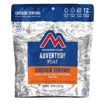 MOUNTAIN HOUSE Mountain House Entrees Chicken Teriyaki with Rice CL