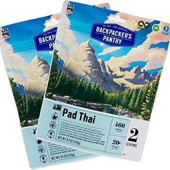 Backpacker Pantry Backpackers Pantry Pad Thai Veggie 2p