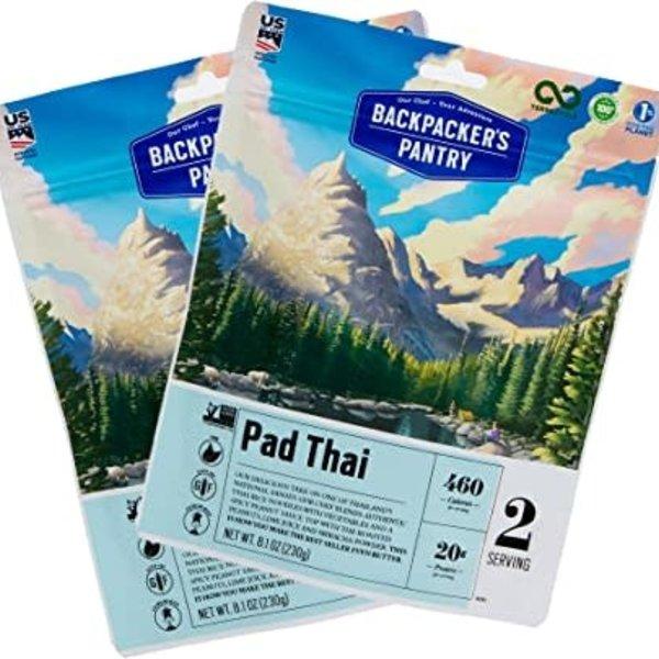 Backpacker Pantry Backpackers Pantry Pad Thai Veggie 2p