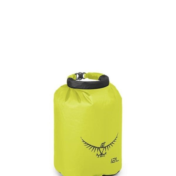 OSPREY UltraLight DrySack 12 Electric Lime O/S