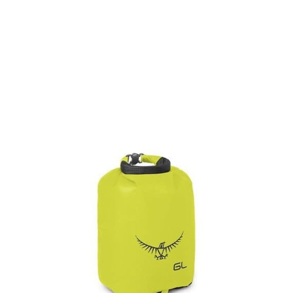 OSPREY UltraLight DrySack 6 Electric Lime O/S
