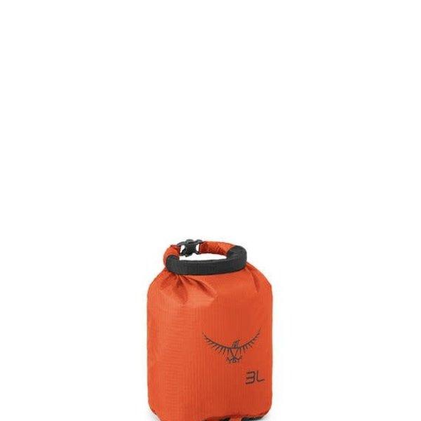 OSPREY UltraLight DrySack 3 Poppy Orange O/S