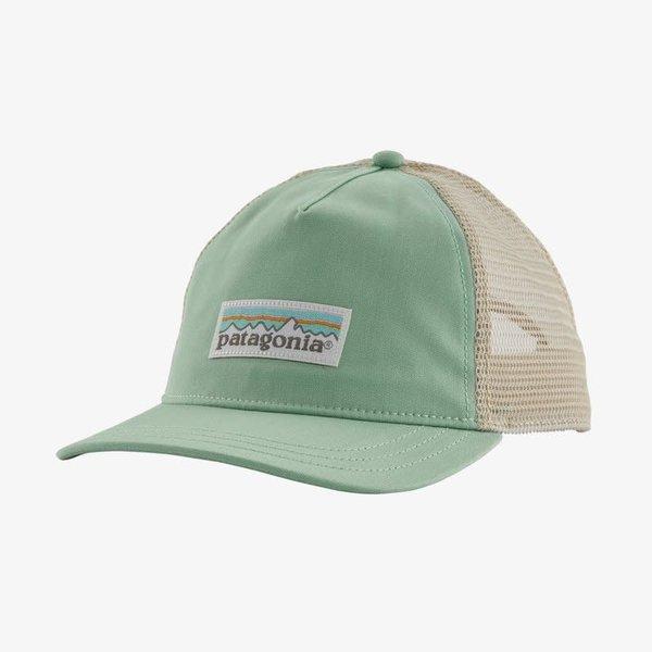 Patagonia W's Pastel P-6 Label Layback Trucker Hat.    GYPG