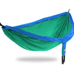Eagles Nest Outfitters (ENO) DoubleNest Hammock Royal / Emerald