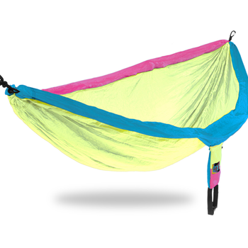Eagles Nest Outfitters (ENO) DoubleNest Hammock Retro Tri