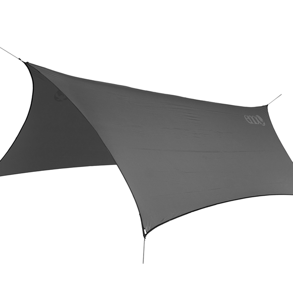 Eagles Nest Outfitters (ENO) Profly Rain Tarp CHARCOAL