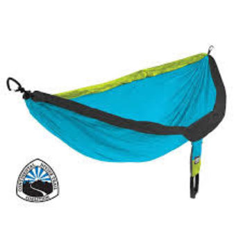 Eagles Nest Outfitters (ENO) DoubleNest CDT neon/teal/charcoal
