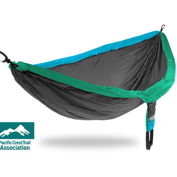 Eagles Nest Outfitters (ENO) DoubleNest PCT emerald/teal/charcoal