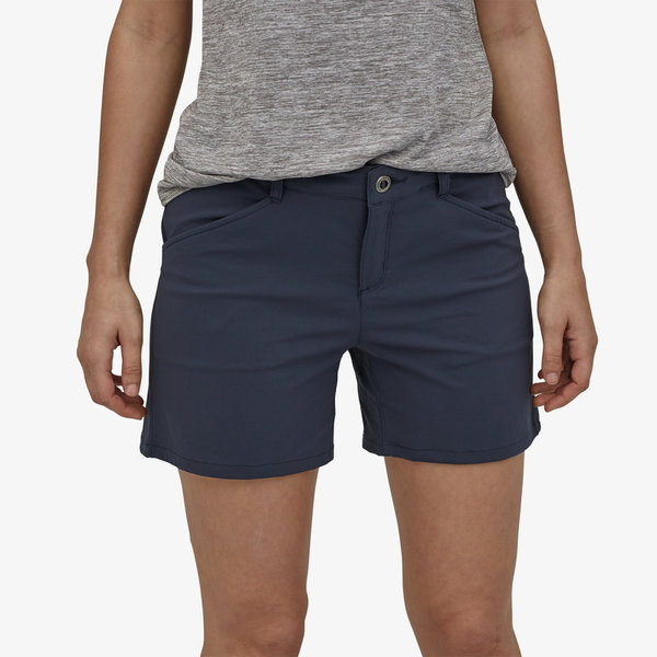 Patagonia W's Quandary Shorts - 5 in. NENA