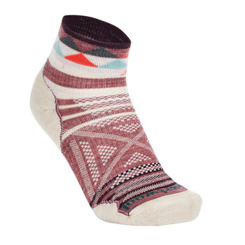 Smartwool W PhD Outdoor Light Pattern Mini Nostalgia Rose M