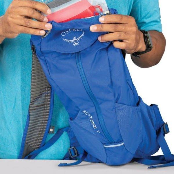 OSPREY Katari 7 w/Res Cobalt Blue O/S