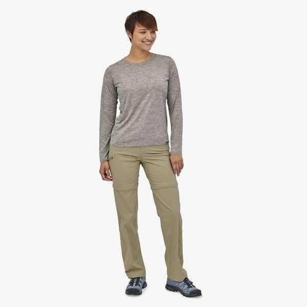 Patagonia W's Quandary Convertible Pants - Reg  SHLE   0