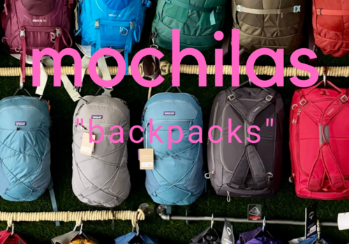 MOCHILAS / BACKPACKS
