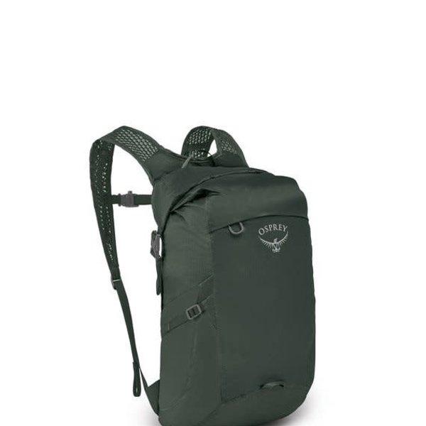 OSPREY UL Dry Stuff Pack 20  Shadow Grey O/S