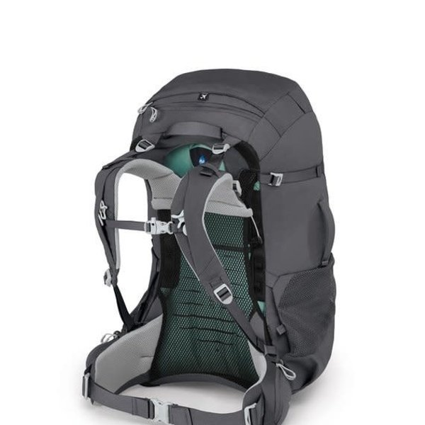 OSPREY Fairview Trek Travel Pack 50 Charcoal Grey OS