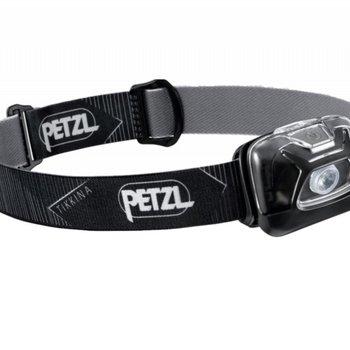 Petzl TIKKINA HEADLAMP BLK 250L