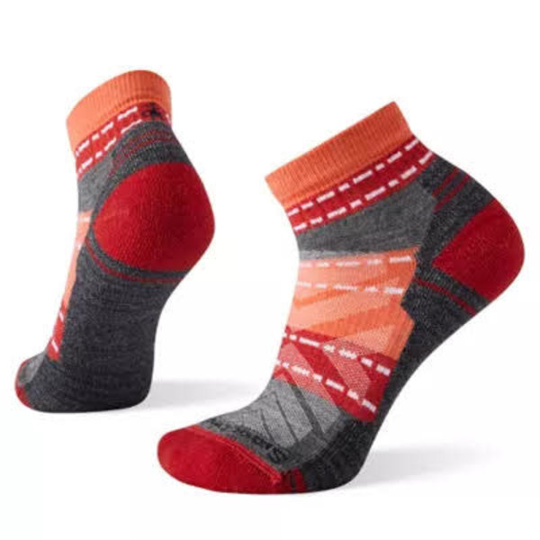 Smartwool W Hike LC Marg Ankl BRIGHT CORAL    M