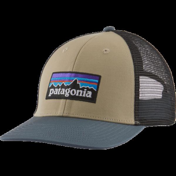 Patagonia P-6 Logo LoPro Trucker Hat.      EPGR