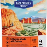 Backpacker Pantry Backpackers Pantry Fettuccini Alfredo W/ Chicken 2p