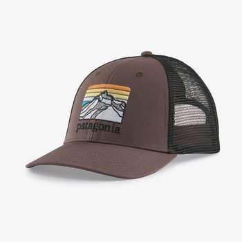 Patagonia Line Logo Ridge LoPro Trucker Hat DUBN ALL