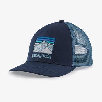 Patagonia Line Logo Ridge LoPro Trucker Hat NENA ALL